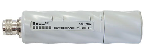 MikroTik RouterBoard Groove A-2Hn