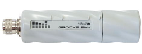 MikroTik RouterBoard Groove 2Hn