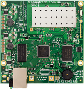 MikroTik RouterBoard RB711-5Hn-M