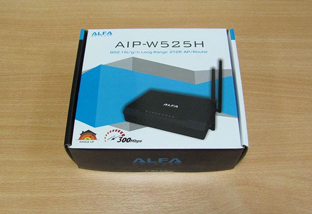 Упаковка Alfa AIP-W525H