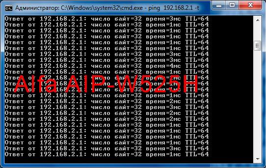 Ping Alfa AIP-W525H
