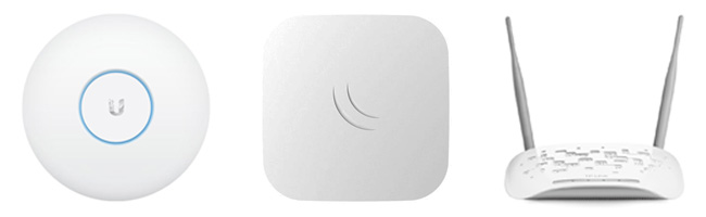 Внутренние Wi-Fi точки доступа для дома и офиса
