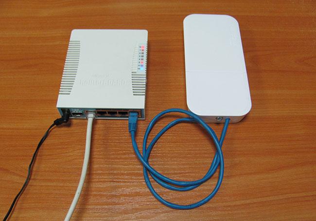 Двухдиапазонный роутер MikroTik hAP ac и точка доступа wAP ac