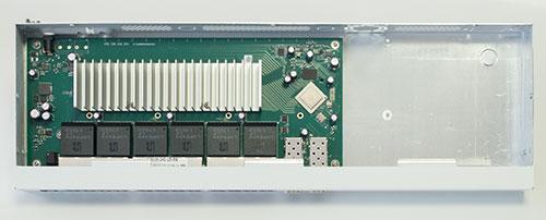 Радиатор охлаждения MikroTik CRS326-24G-2S+RM