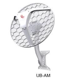 Крепление UB-AM для MikroTik LHG XL 5 ac