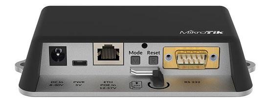 Порты MikroTik LtAP mini LTE kit