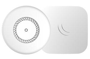 Два дизайна корпуса MikroTik cAP ac c ( модель RBcAPGi-5acD2nD)