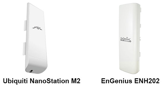 Ubiquiti NanoStation vs EnGenius ENH