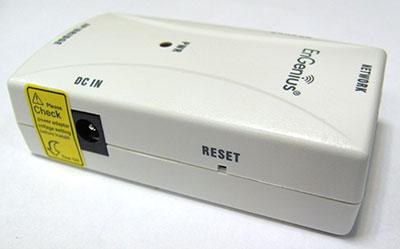 POE инжектор EnGenius с кнопкой Reset