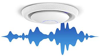 Wi-Fi точка Ubiquiti UniFi AP-AC-EDU с системой оповещения
