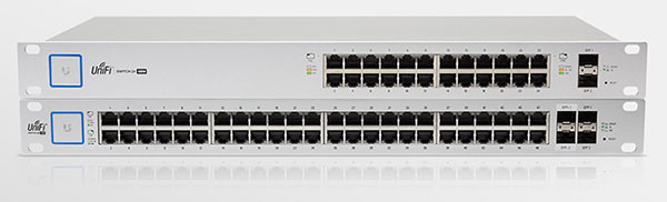 Коммутаторы Ubiquiti серии UniFi Switch