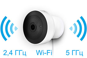 Двухдиапазонная Wi-Fi IP-камера Ubiquiti UniFi Video Camera G3 Micro