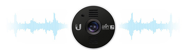IP-камера с микрофоном и динамиком UniFi Video Camera Micro