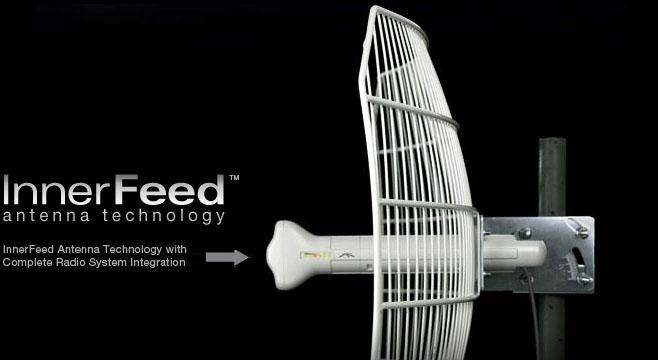 новая технология InnerFeed