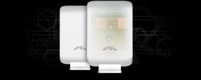 антенна в Ubiquiti AirWire