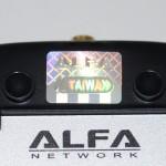 Оригинальная голограмма Alfa Networks