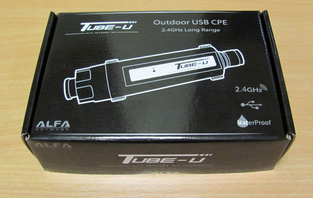 Упаковка Alfa Tube-U (G)