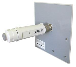 Подключение Alfa Tube-U (G) к панельной антенне