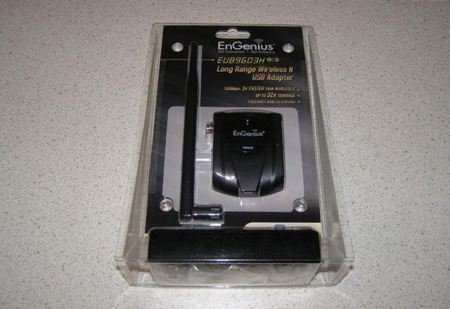 Упаковка EnGenius EUB9603H.