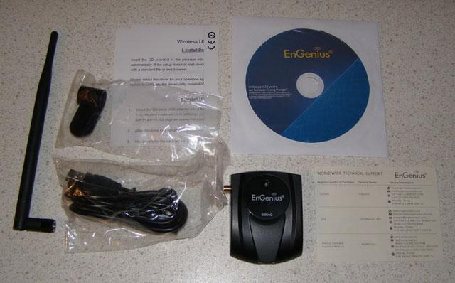 Комплектация EnGenius EUB9603H