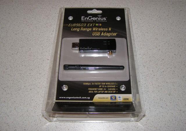 Упаковка EnGenius EUB9603EXT