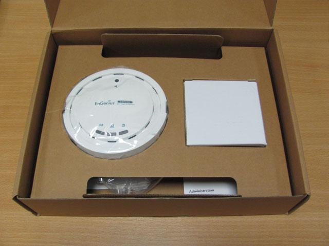 EnGenius EAP350 - открываем упаковку