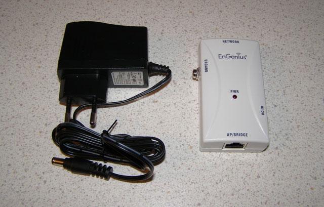 Блок питания и инжектор EnGenius ENH202