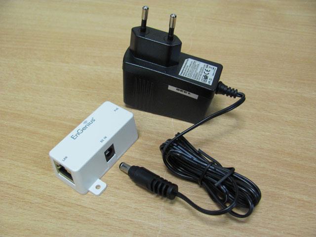 Инжектор PoE EnGenius EPE-48GR