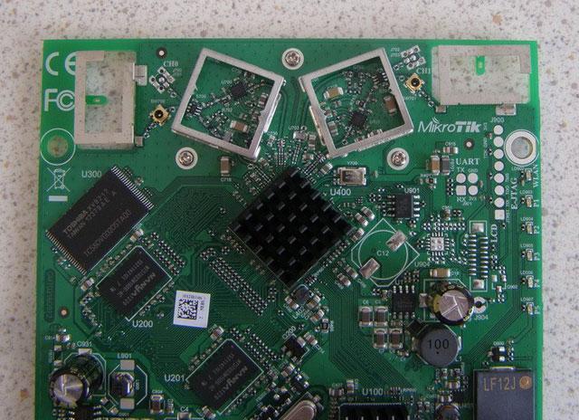 Радиомодуль Mikrotik RB951G-2HnD