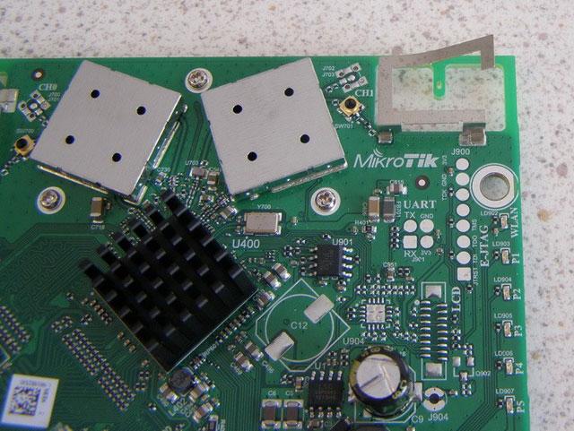 Антенна Mikrotik RB951G-2HnD
