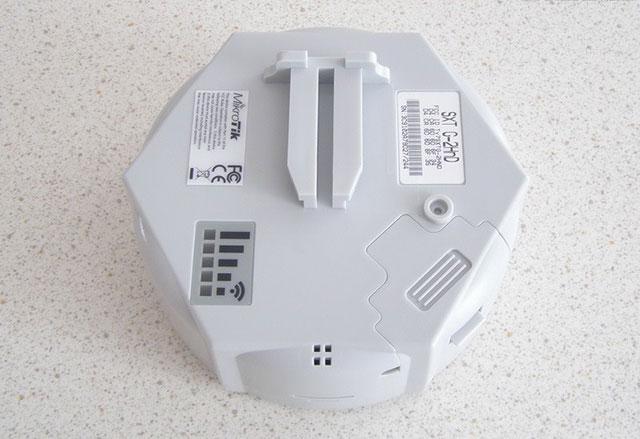 MikroTik SXT G-2HnD - вид сзади