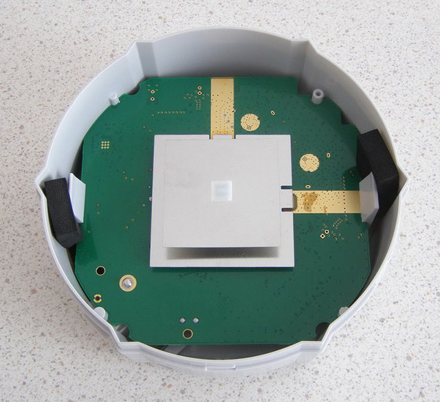 Внутреннее устройство MikroTik SXT G-2HnD