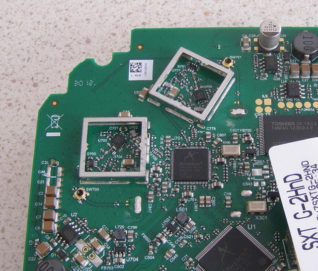 Беспроводной модуль MikroTik SXT G-2HnD