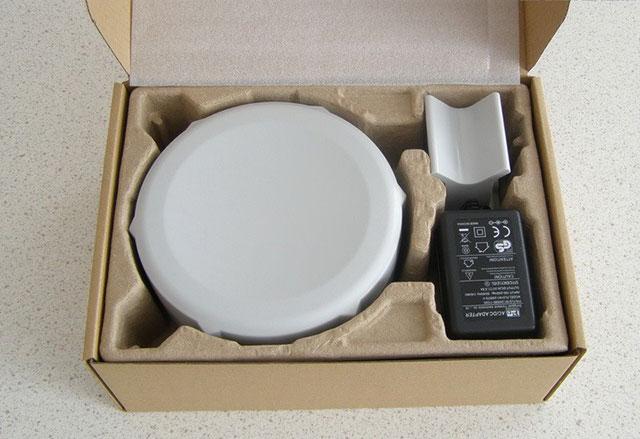 Упаковка MikroTik SXT G-2HnD