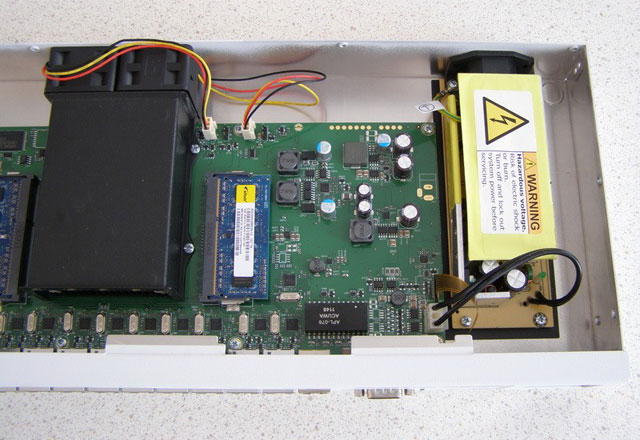 Блок питания MikroTik CCR1036 12G-4S