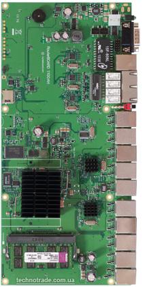 MikroTik RouterBoard RB1100AH