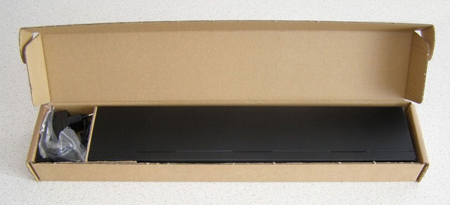 Упаковка Mikrotik RB2011UAS-RM