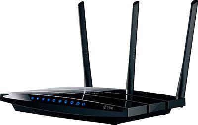 Двухдиапазонный Wi-Fi роутер TP-Link TL-WDR4300