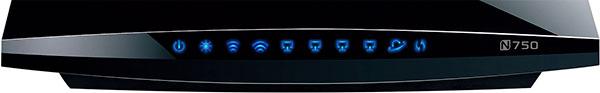 Индикаторы TP-Link TL-WDR4300