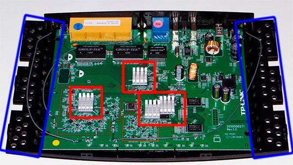 Модернизация TP-Link TL-WDR4300