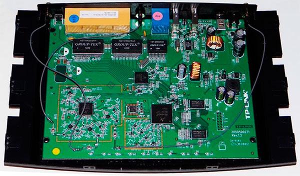 Плата TP-Link TL-WDR4300