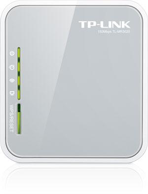 Компактный Wi-Fi роутер TP-LINK TL-MR3020