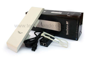 Комплект поставки NanoStation M2