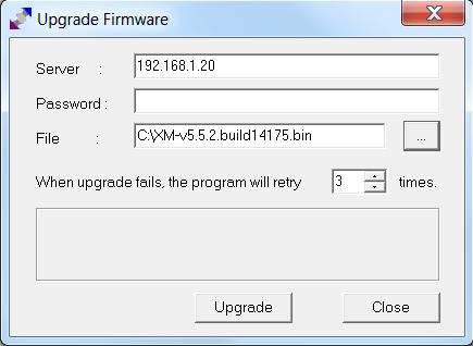 Восстановление прошивки Ubiquiti с помощью TFTP2
