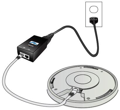 Подключение Wi-Fi точки доступа UniFi