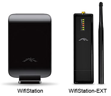 Wi-Fi адаптеры WifiStation и WifiStation Ext