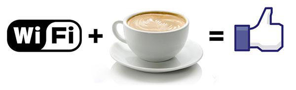 Wi-Fi для кафе - это хорошо